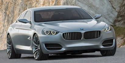 BMW CS Concept car