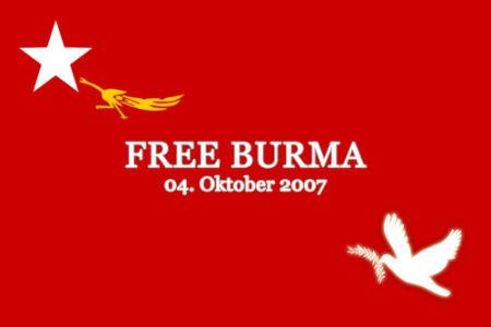 """""""FREE BURMA!� www.free-burma.org"""