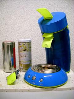 Senseo Kaffeemaschine für Pads