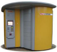 DHL Packstation (via: Wikipedia.de)