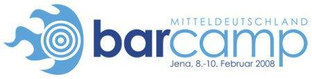 Logo BarCamp Mitteldeutschland in Jena