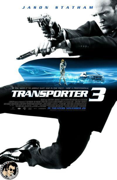 Transporter 3 (Poster)