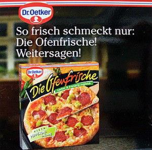 """trnd: Dr.Oetker """"Die Ofenfrische"""""""