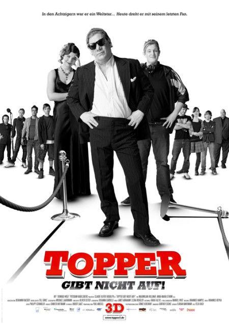 """Filmplakat von """"Topper gibt nicht auf"""" in 3D"""