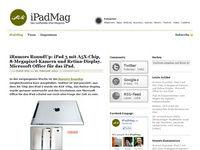 Das iPad-Magazin