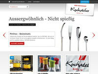 Kochatelier-Shop