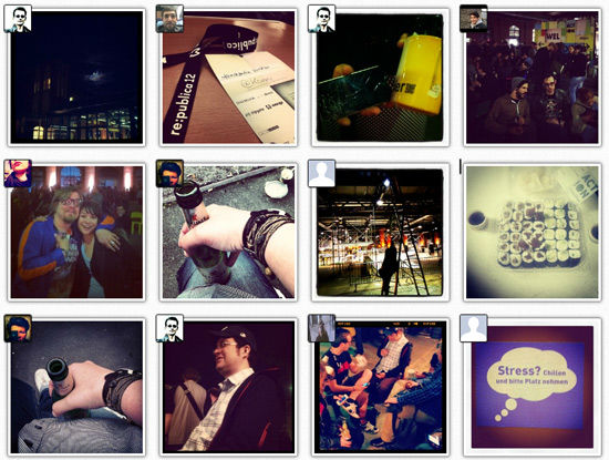 Instagram Fotos von der re:publica 2012 #rp12