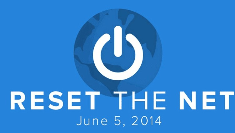 Reset The Net #resetthenet