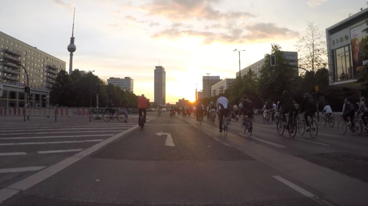 Ride of Silence Berlin 2015