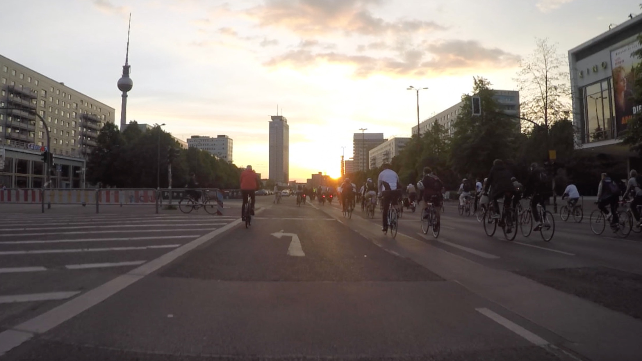 Ride of Silence Berlin 2015