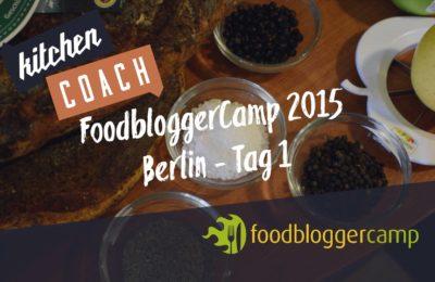 Kitchencoach Video FoodBloggerCamp2015