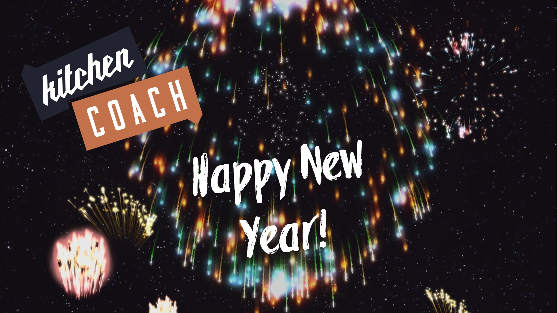Kitchencoach - Happy New Year!