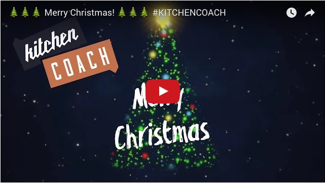 Merry Christmas! #KITCHENCOACH